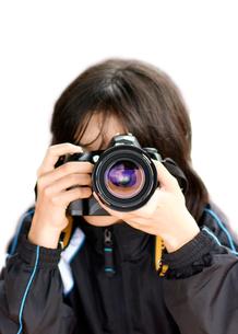 カメラ女子 FYI00411631
