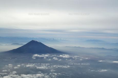 富士山空撮 FYI00417038