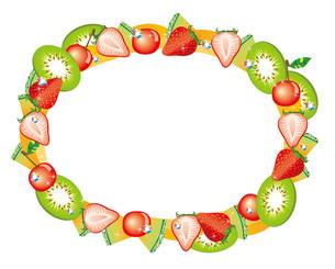 果物フレーム FYI00418536