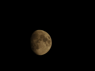 暗闇に浮かぶ月 FYI00419323