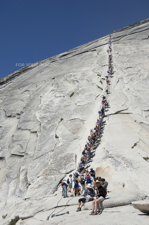 ハーフムーンドーム登頂 FYI00419594