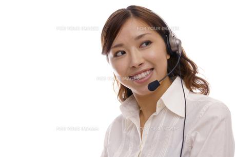 女性のポートレート FYI00420543