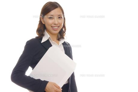 女性のポートレート FYI00420581
