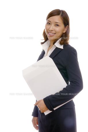 女性のポートレート FYI00420586