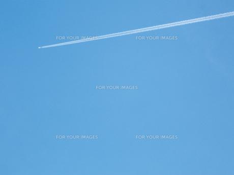 飛行機雲 FYI00421255