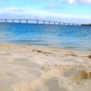 前浜と来間大橋 FYI00421507