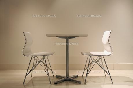 テーブルセット・横・白 FYI00421780