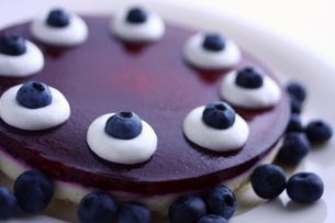 ブルーベリーレアチーズケーキ FYI00422962