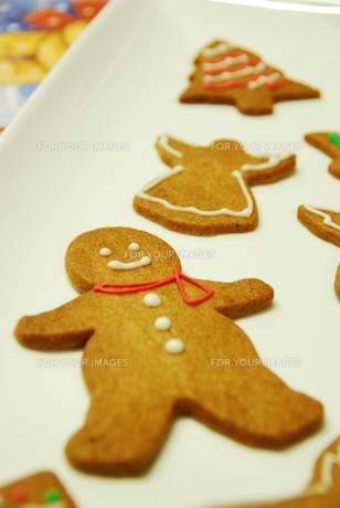 クリスマスクッキー FYI00423834