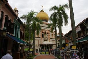 シンガポール、アラブストリート FYI00425913