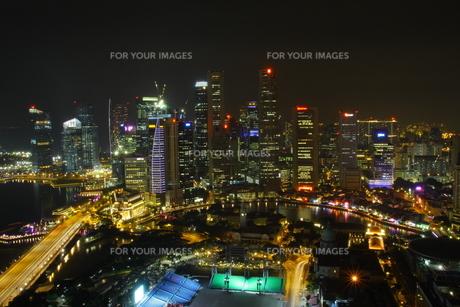 シンガポール夜景 FYI00425930