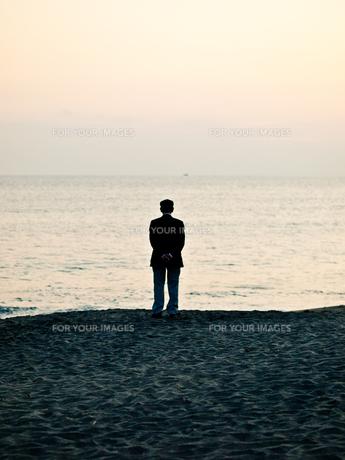 海を見ている人 FYI00430578