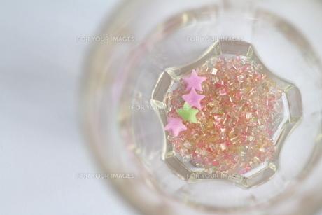 砂糖の結晶(横 FYI00432601