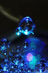 ガラスとイルミネーション FYI00436105