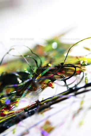 絵の具と紙 FYI00436119
