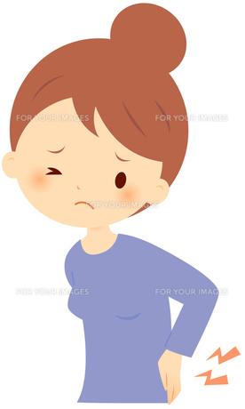 腰の痛み FYI00439723