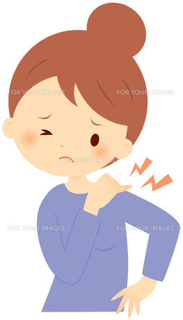 肩の痛み FYI00439728