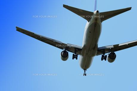 飛行機のアップ FYI00447842