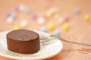 チョコレートケーキ FYI00455063