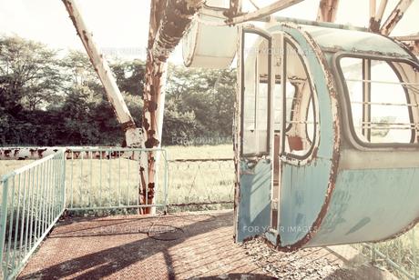 廃墟の観覧車 FYI00456574