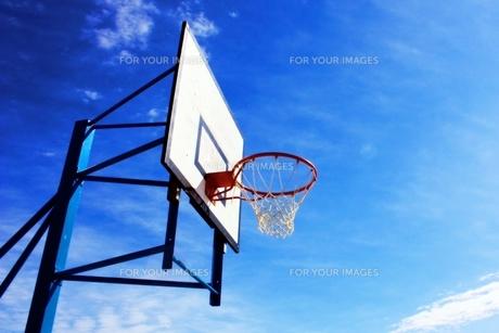 バスケットゴール FYI00458659