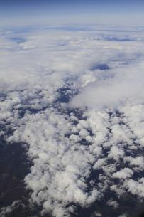 雲海:旅客機から見た。日本上空。 FYI00461583