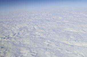 雲海:旅客機から見た。日本上空。 FYI00461603