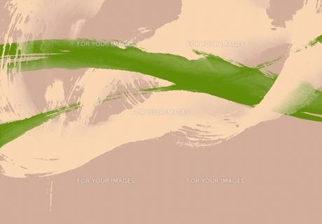 アブストラクト(緑・ダークピンク) FYI00466055