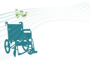 緑陰の車椅子 FYI00466132