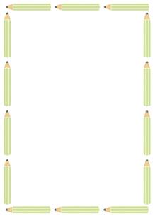 鉛筆のフレーム FYI00466216