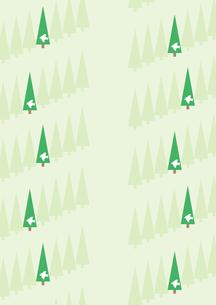 小鳥と林の背景 FYI00466221