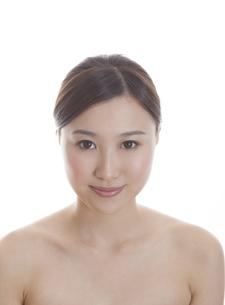 日本人女性のビューティイメージ FYI00468004