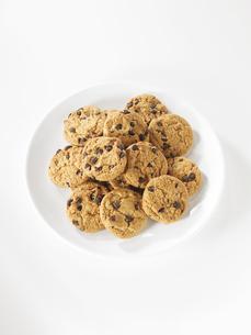 お皿に置いたクッキーの集合 FYI00470754