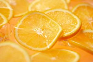オレンジのスライス FYI00470762
