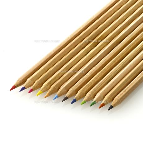 色鉛筆の集合 FYI00471125