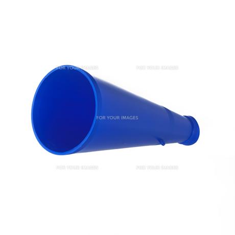 青いメガフォン FYI00471170