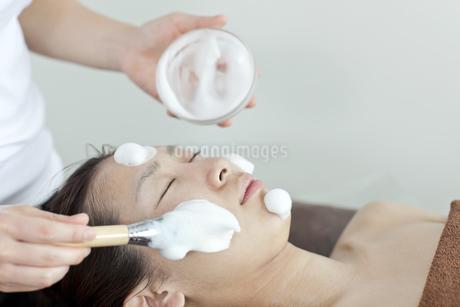 泡洗顔シーン FYI00474071