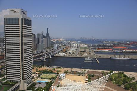 ポートタワーから見える神戸の街並 FYI00475135