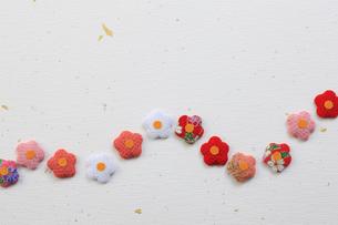梅の花の飾り物 FYI00475238