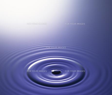 水の波紋 FYI00476953