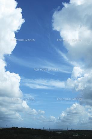 青空と雲 FYI00476960