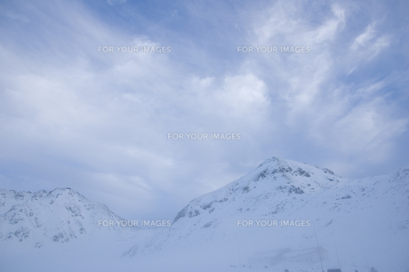 初冬の立山連峰 FYI00481311