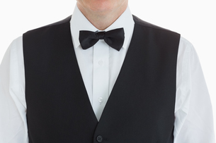 Close up of a Welldressed man FYI00486566
