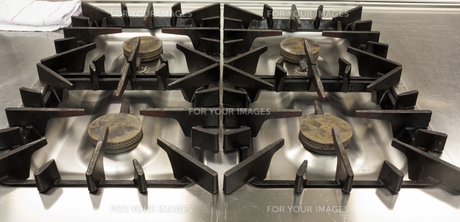 Picture of gas stove FYI00486798