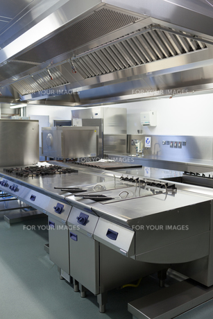 Picture of hotel kitchen FYI00486799