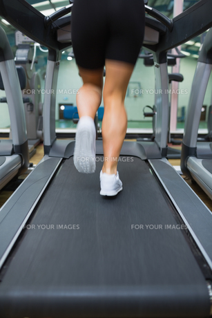 Running on a treadmill FYI00486838