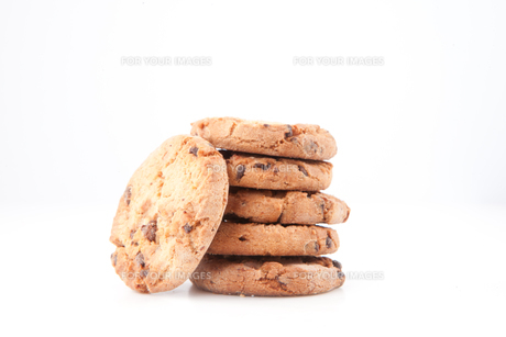 Stack of cookies FYI00487231