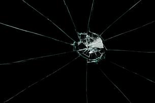 Broken squared window FYI00487324