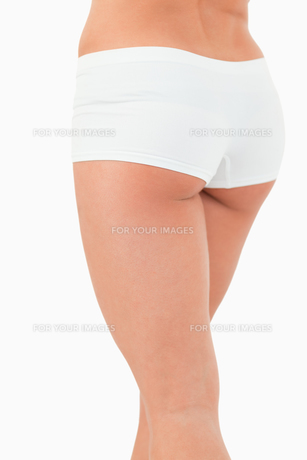 Portrait of feminine buttocks FYI00487473