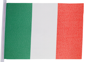 Italian flag FYI00487922